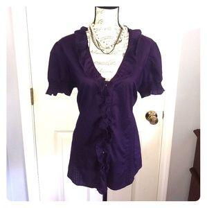 Women's short sleeve blouse 🆕WOT